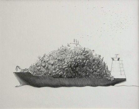 Sebastian Moldovan, 'BOAT', 2015