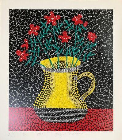 Yayoi Kusama, 'Flowers', 1984
