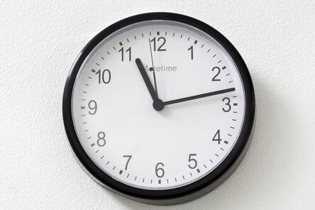 Meriç Algün Ringborg, 'Time will not record everything', 2012
