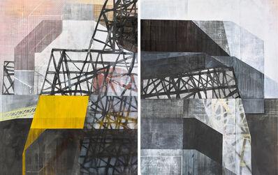 Amanda Knowles, 'Untitled (construct) VII-VIII', 2018