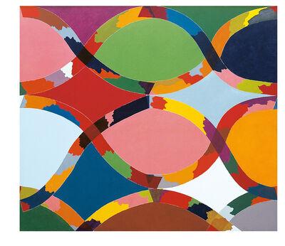 """Piero Dorazio, '""""Ideal"""" I', 1968"""