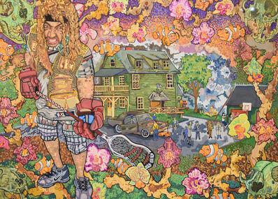 Bryan Michael Greene, 'Lost in Yonkers', 2012