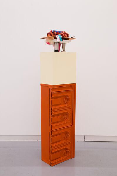 Jessica Stockholder, 'Superior Strength Stack', 2015