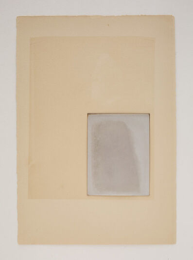 Alison Rossiter, 'Camera Work Number XlV, April 1906, plate page Steichen', 2016