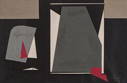 Balcomb Greene, 'Untitled', 1937