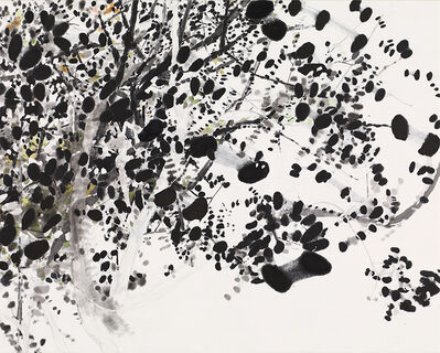 Takako AZAMI, 'Euonymus alatus 1401', 2014