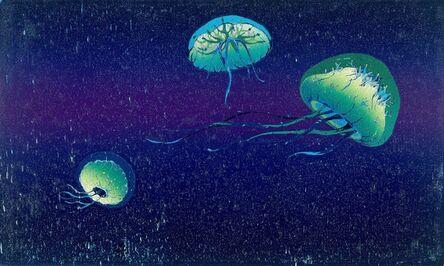 Li Ping-Yi 李屏宜, 'Moon Jellyfish', 2018