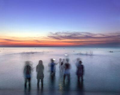 Matthew Pillsbury, 'Edgewater Beach #8, Cleveland (TV17028)', 2017