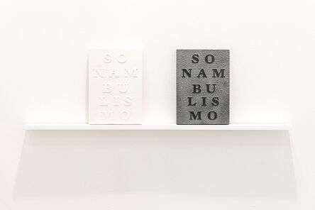 Carlos Alfonso, 'Sonambulismo', 2017