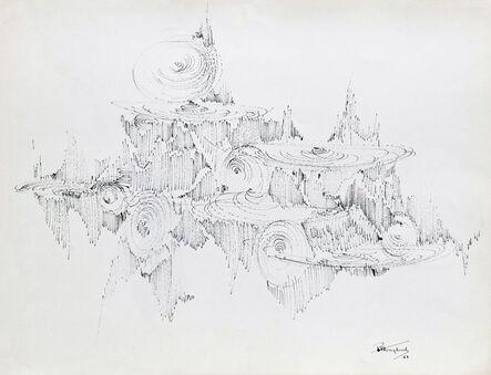 Paul van Hoeydonck, 'Composition', 1961