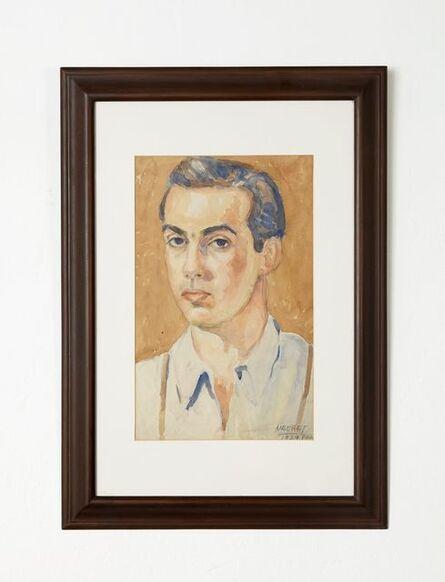 Edgar Negret, 'Autorretrato', 1939