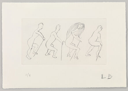 Louise Bourgeois, 'Saturday Morning', 2003-2009
