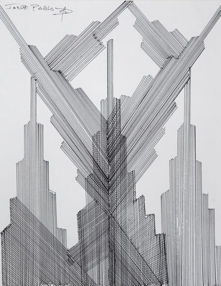 Jorge Pablo Hernandez, 'New York City - Sept 22nd of 2018', 2018