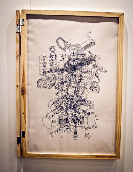 Alejandro Somaschini, 'Obsolescência programada /Planned obsolescence', 2012