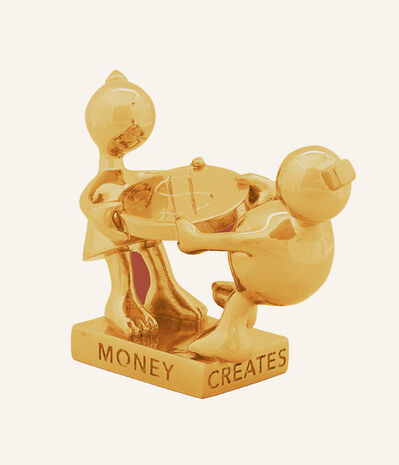 Jenny Holzer, 'Money Creates Taste?', 2015