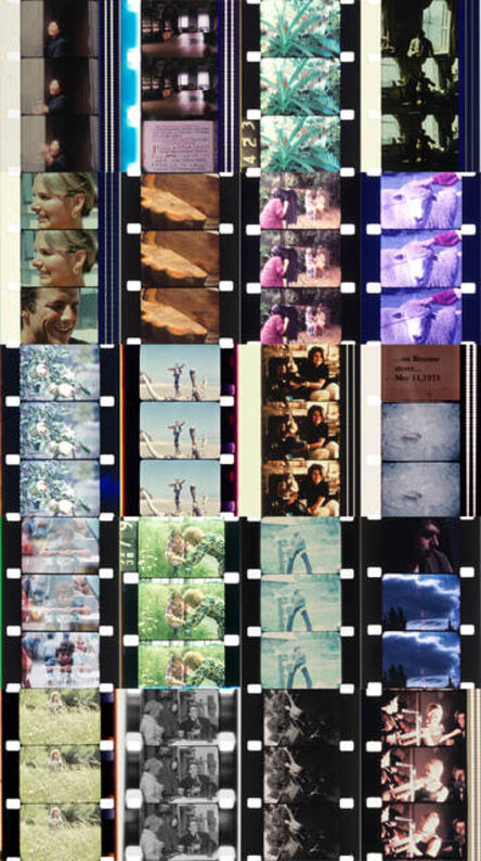 Jonas Mekas, 'In An Instant It All Came Back to Me', 2015