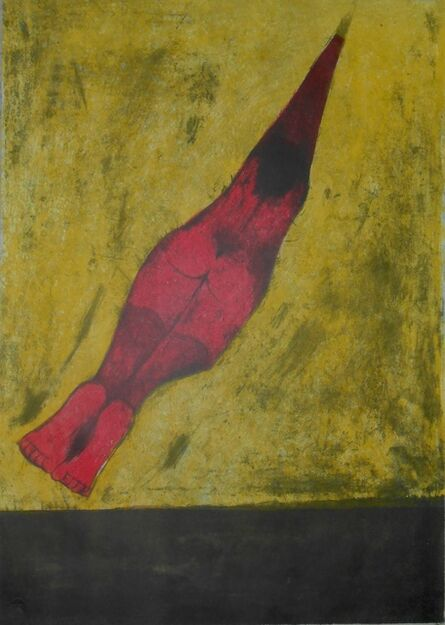 Rufino Tamayo, 'SinTitulo ( Untitled)', 1974