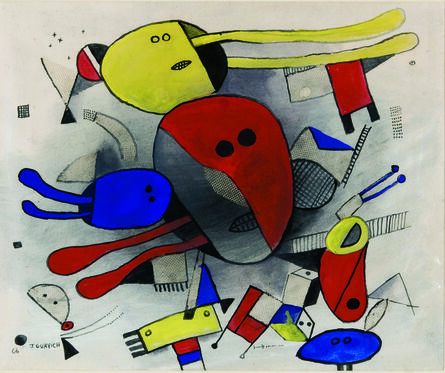 José Gurvich, 'Collage', 1966