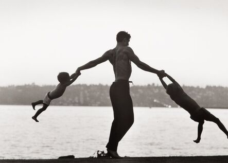 John Dominis, 'Jacques d'Amboise and Sons', 1962