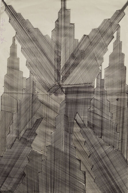 Jorge Pablo Hernandez, 'New York City Times Square', 2017