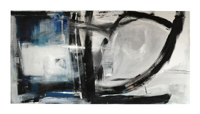 Emilia Dubicki, 'Bluebird's Flight', 2011
