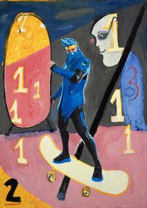 "Federico Luger, 'Ninja ""Fortnite""', 2020"