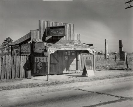 Walker Evans, 'A Group of Four Architectural Photographs from the Farm Security Administration (4 works)'