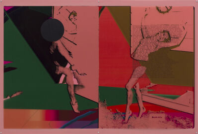 Anne-Mie Van Kerckhoven, 'Furthermore the Morality', 2011