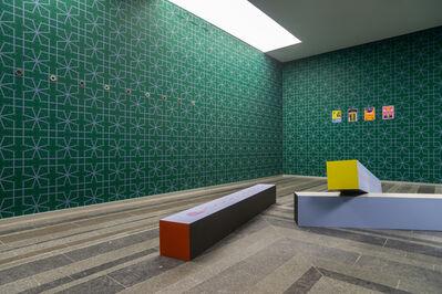 Kasper Bosmans, 'Triumphal Arch (Bowels)', 2018