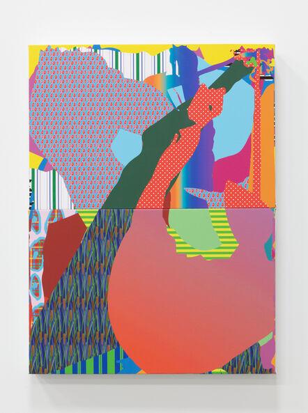 Zeke Williams, 'Johanna/Velleda', 2019