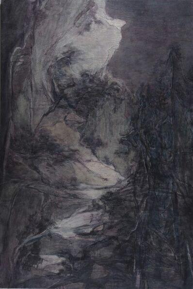 Wang Yabin, 'Mountain in Autumn', 2017
