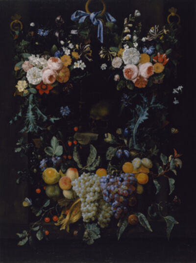 Joris van Son, 'Allegory on Human Life', ca. 1658-1660