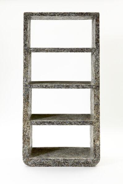 Jens Praet, 'Prototype 'Shredded' library', 2012