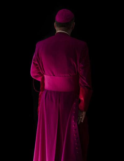 Iwajla Klinke, 'Der Bischof ( Saum von Wunden, Saum von Rosen )', 2020
