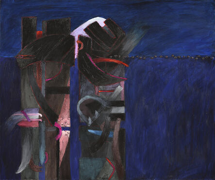Fernando de Szyszlo, 'De la Serie Transhumantes', 2014