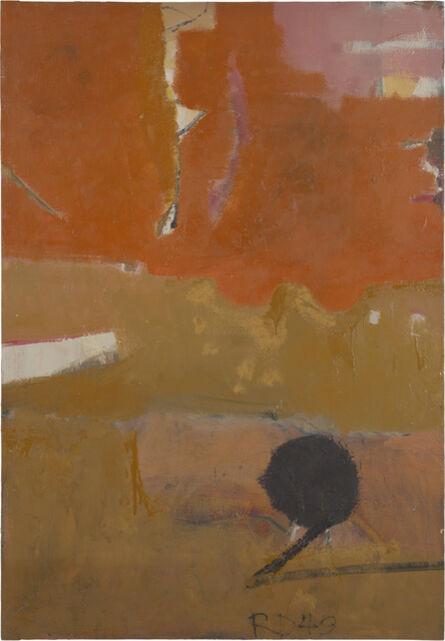 Richard Diebenkorn, 'Untitled #32 (Sausalito)', 1949