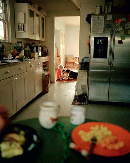 Catherine Opie, 'Sunday Morning Breakfast', 2004