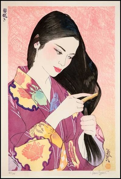 Paul Binnie, 'Kamisuki (Hair Combing)', 2010