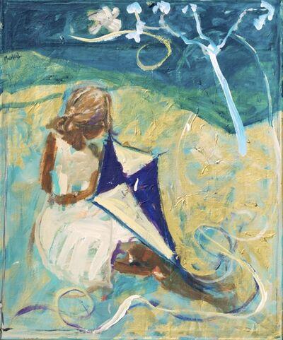 John Maitland, 'Kite Flyer Series II', 2014