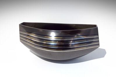 """Nakagawa Mamoru, 'Vase """"Early Spring Sea""""', 2018"""
