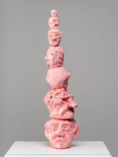 Mark Frygell, 'Heads', 2021