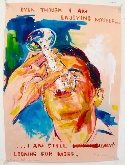 David Kramer, 'Up For More', 2013