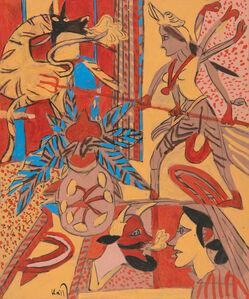 K. G. Subramanyan, 'Untitled', 2008