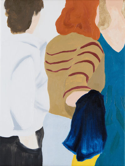 Sofia Spinnato, 'Gathering', 2017