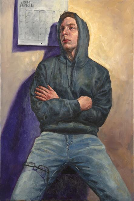 Peter Lupkin, 'Portrait of William, April, 2020', 2020