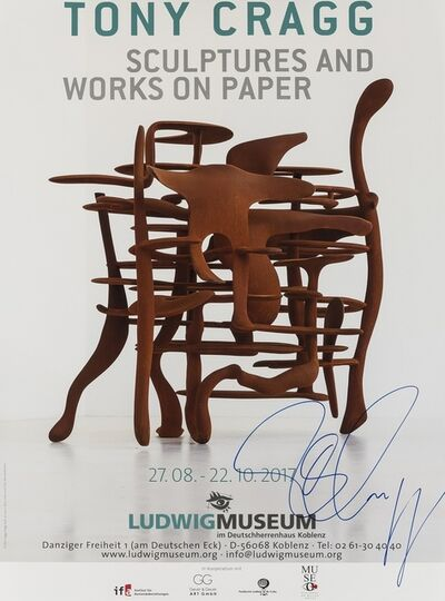 Tony Cragg, 'Sculpture and Works on Paper - Ludwig Museum', 2017