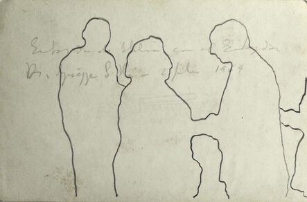 Fredi Casco, 'Untitled form the series ¨Foto Zombie¨', 2011-2014