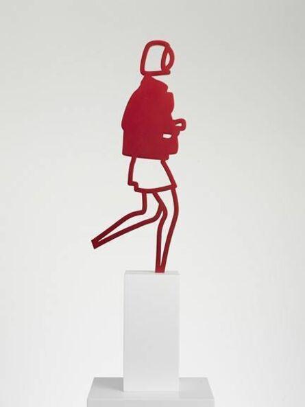 Julian Opie, 'Running People: Elena', 2020
