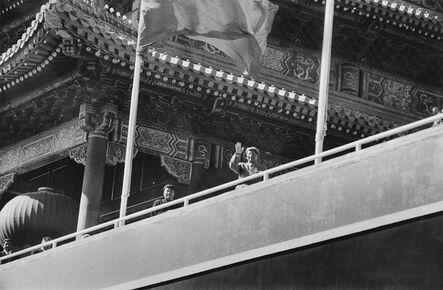 Henri Cartier-Bresson, 'Arrival of President Mao Zedong, Peking, China', 1958/1958c