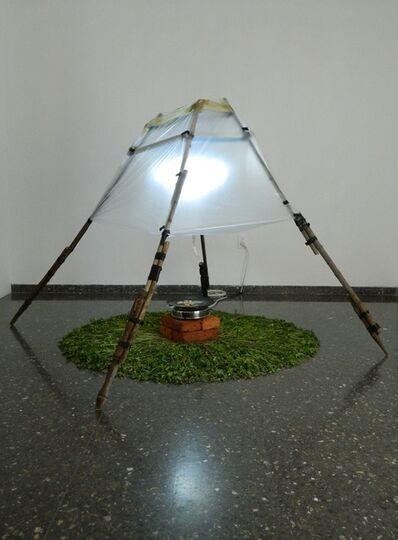 Javier Barrios, 'Casa de lágrimas', 2013